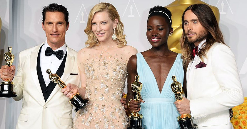 Oscars 2014 Winner Highlights