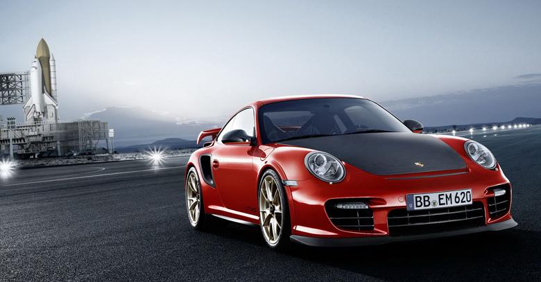Overloads Farhad Humayun Chosen by Porsche