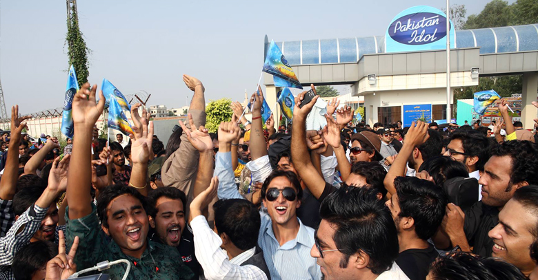Pakistan Idol First Round Auditions Ends in Karachi