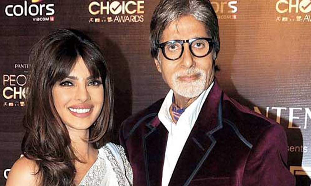 Amitabh and Priyanka incredible India campaign