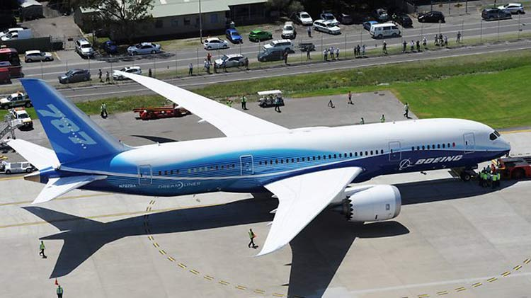 PIA Boeing