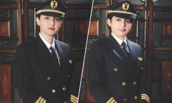PIA sister pilots