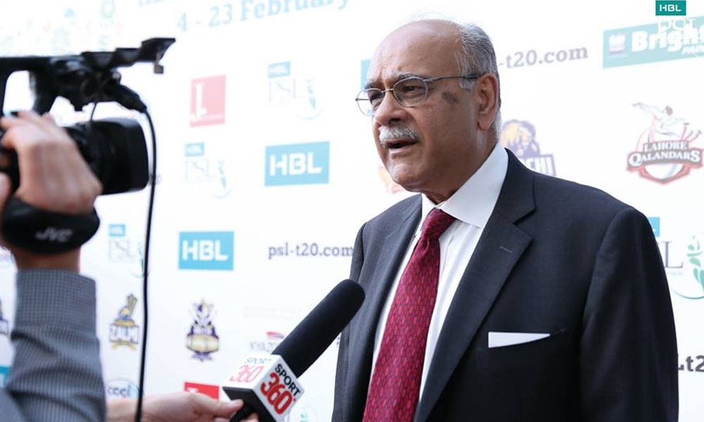 PSL 3 final to be hosted by Karachi, says chairman PCB