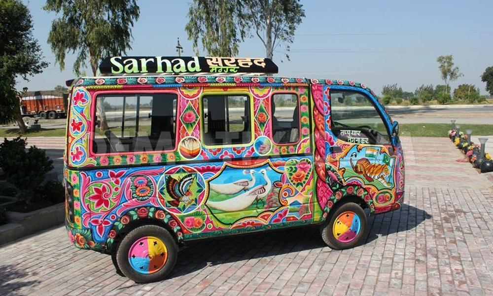 Pak-India-Truck-Art