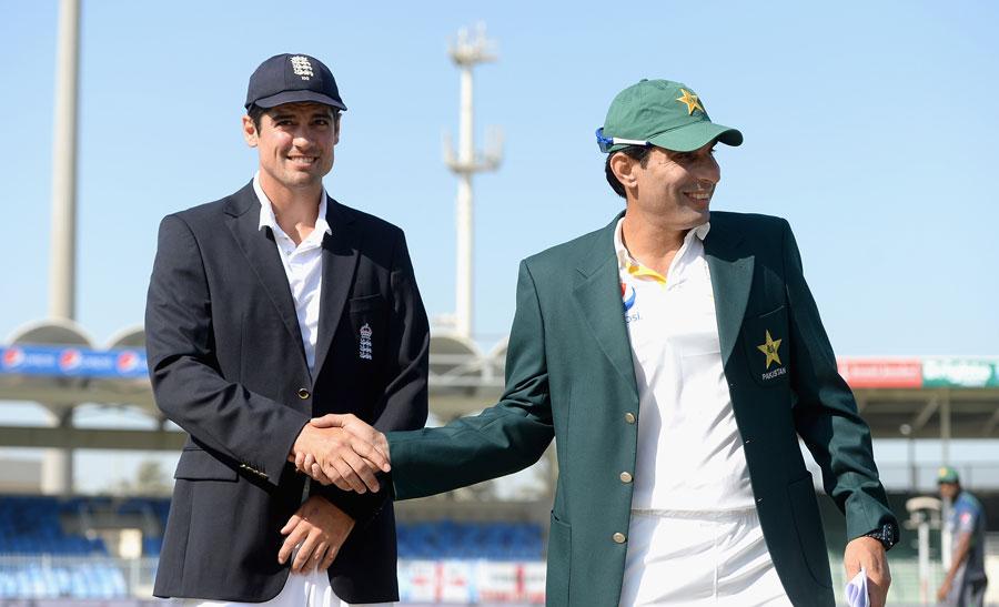 Pak vs Eng 2016 Test