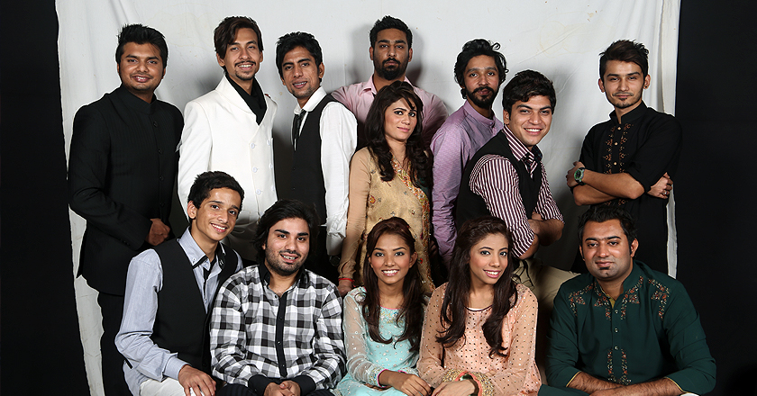 Pakistan Idol Enters Gala Round with 13 Finalists