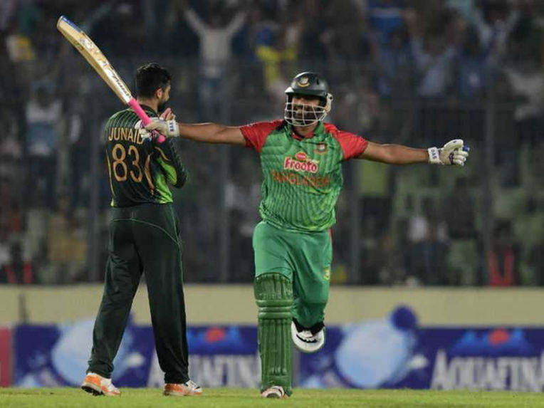 Pakistan vs bangladesh tamim iqbal