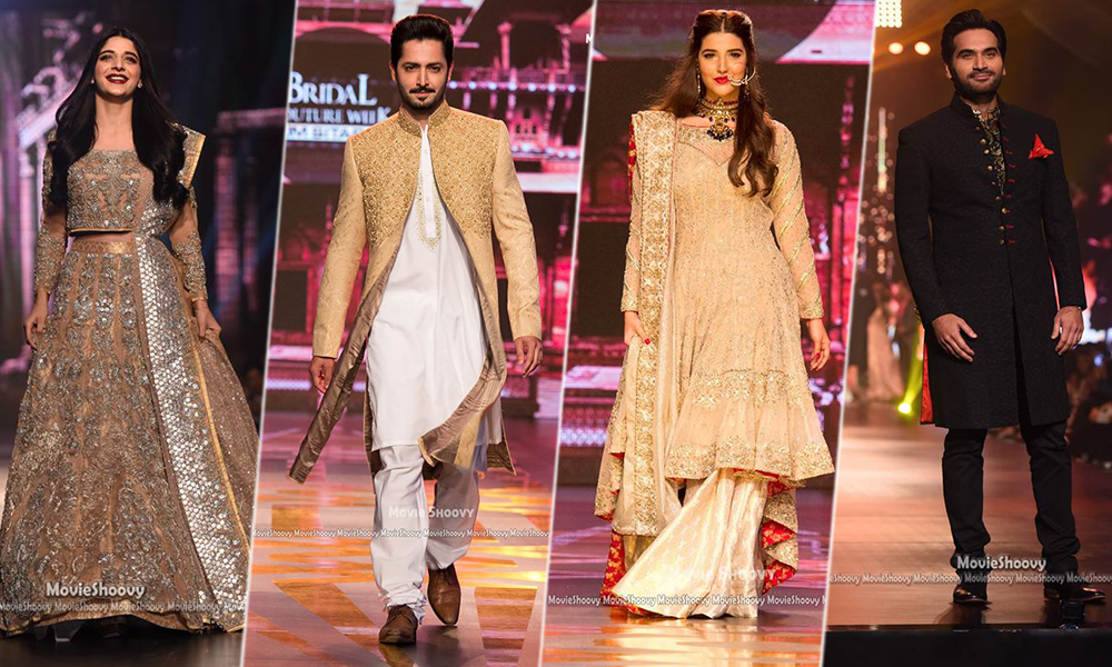 fd3bb2742a Pakistani Celebrity Show-Stoppers at BCW Gold 2016 [In Pictures ...