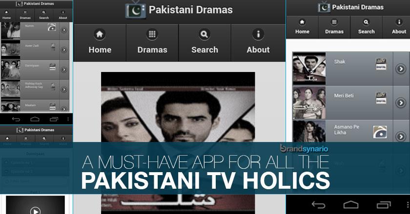 Pakistani Dramas on Your Smartphones