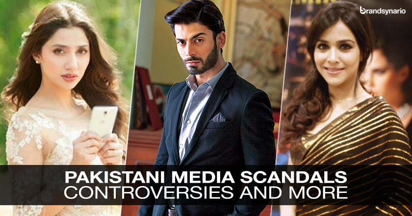 Pakistani Media Controversies