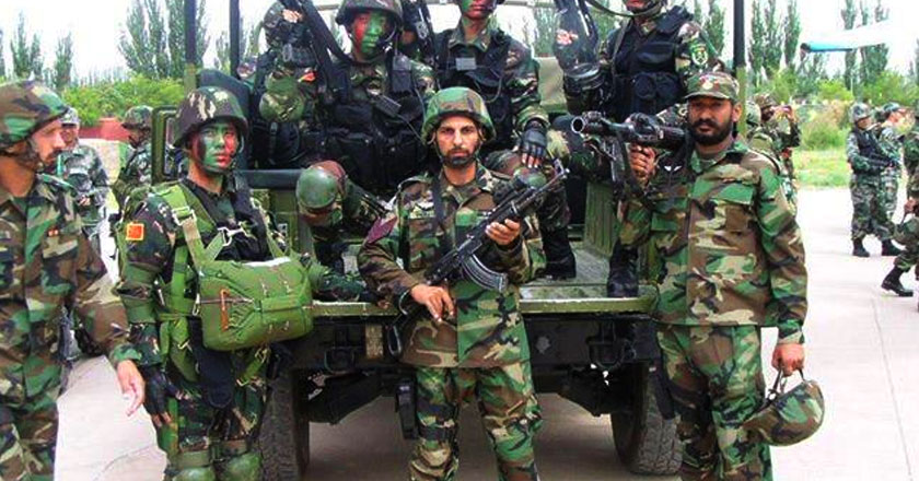Pakistani SSG Troops Ranked as Top Most Formidable Special ...