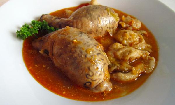 Pakistani food item