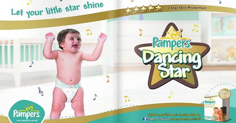 Pampers Pakistan
