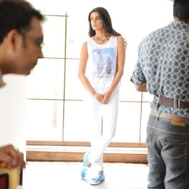 Dobara Phir Se team for Pepe jeans Pakistan