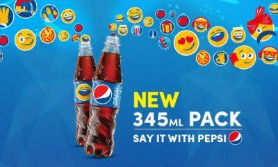 Pepsi New Bottle