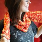 Pizza Hut Scarves
