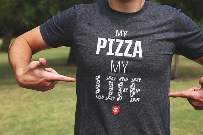 Pizza Hut Swag
