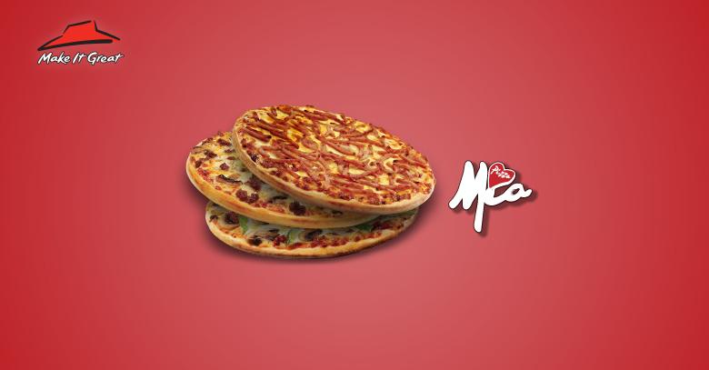 Pizza Hut launches Pizza Mia