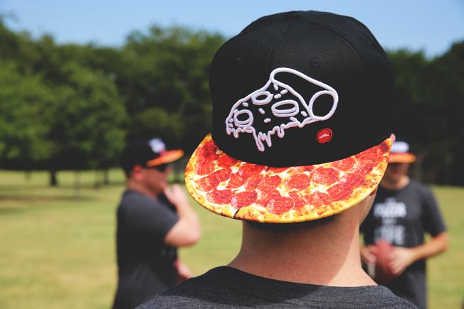 Pizza Hut Hats