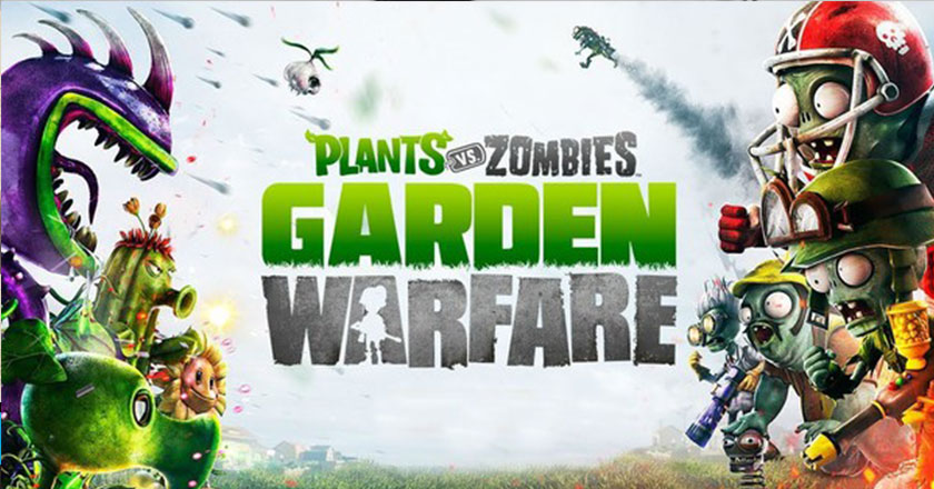 Plants vs Zombies Get into Real Action for Garden Warfare Trailer