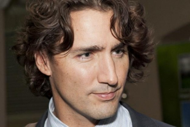 Political ad of Justin Trudeau