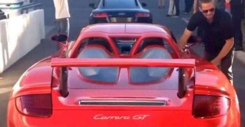 Porsche Carrera GT The Car that killed Paul Walker