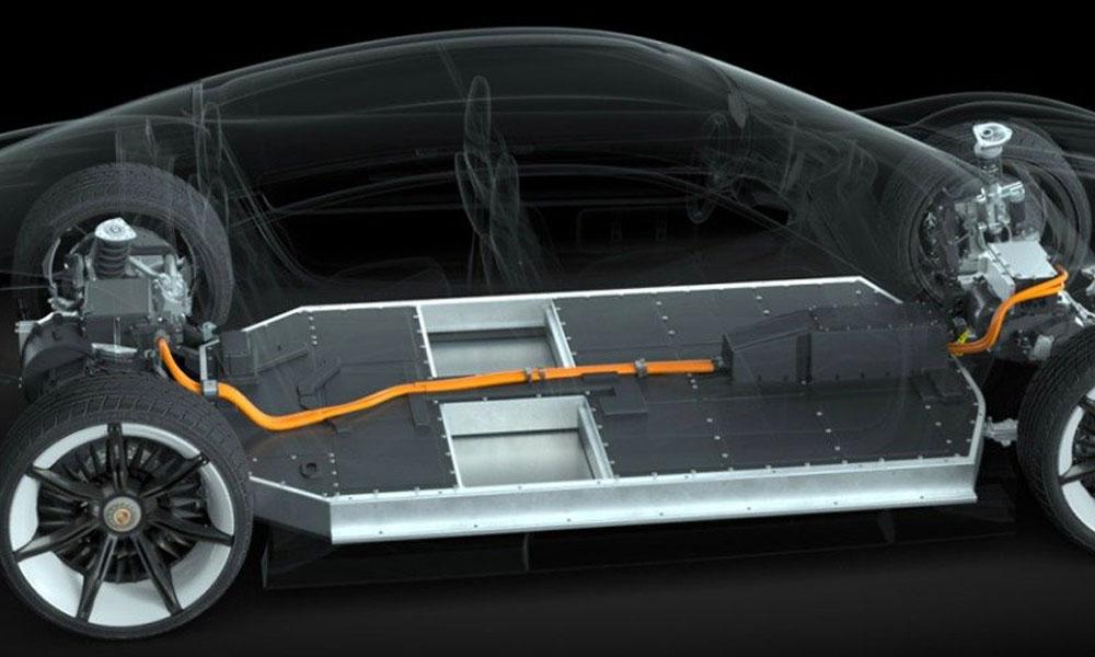 Porsche-Electric-Car