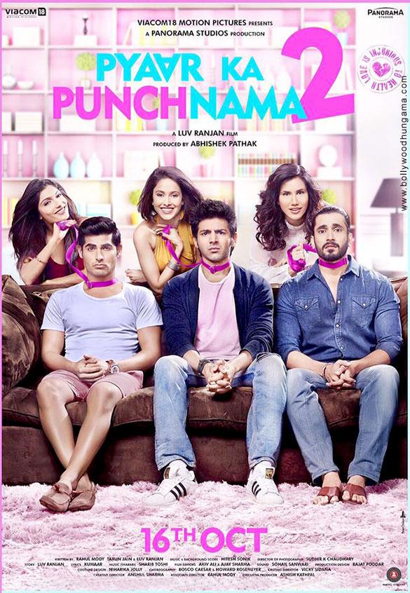 Pyar Ka Panchnama 2 poster