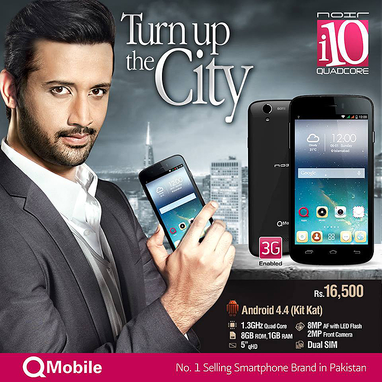 QMobile Noir i10 - Price & Specifications