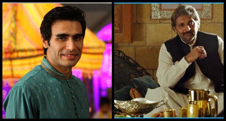 Qaiser Khan and Farhan Ali Agha