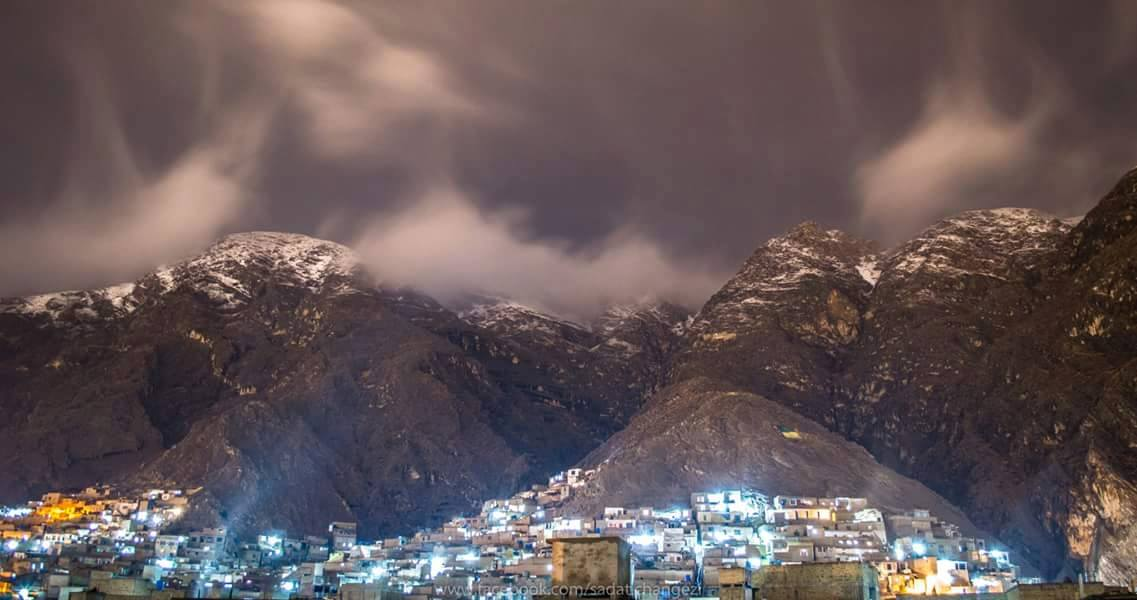 Quetta at Night