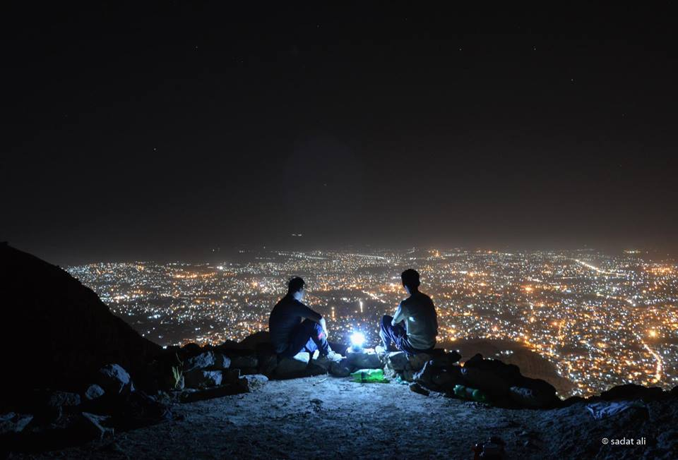 Quetta at night 2