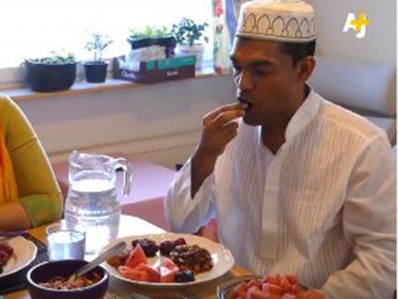 Ramazan in Finland