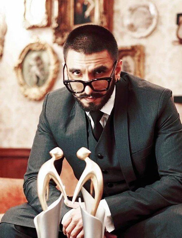 Ranveer Singh on Filmfare