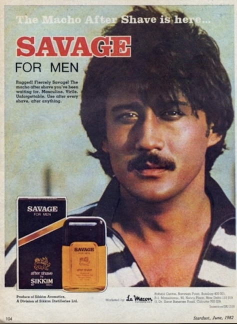 Rare Indian Ads with Bollywood Actors3