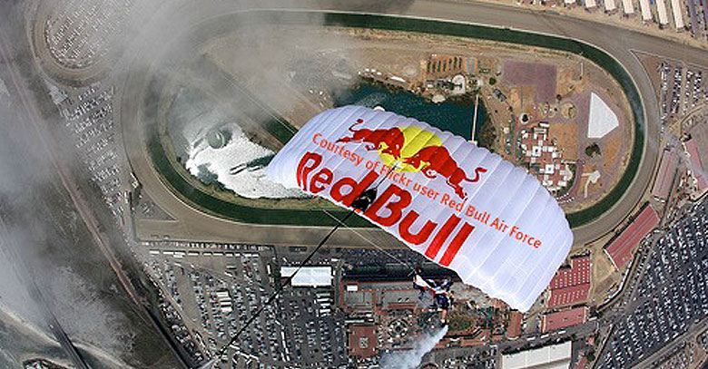Red Bull Pumps Adrenaline into Marketing