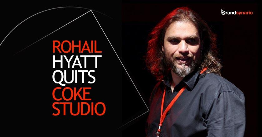 Rohail Hyatt Quits from Coke Studio