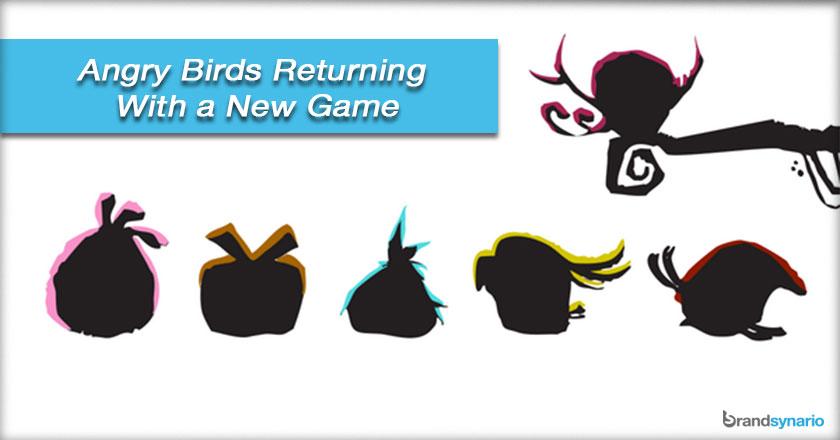 Rovio Announces New Angry Birds Game