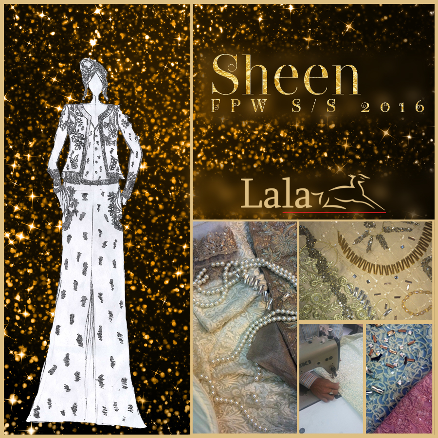 SHEEN by LALA [F]