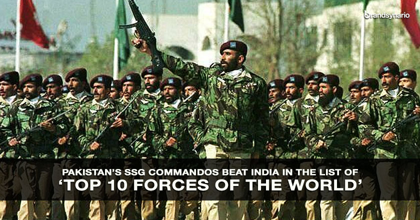 Pakistan S Ssg Commandos Amongst The Top 10 Forces Of The