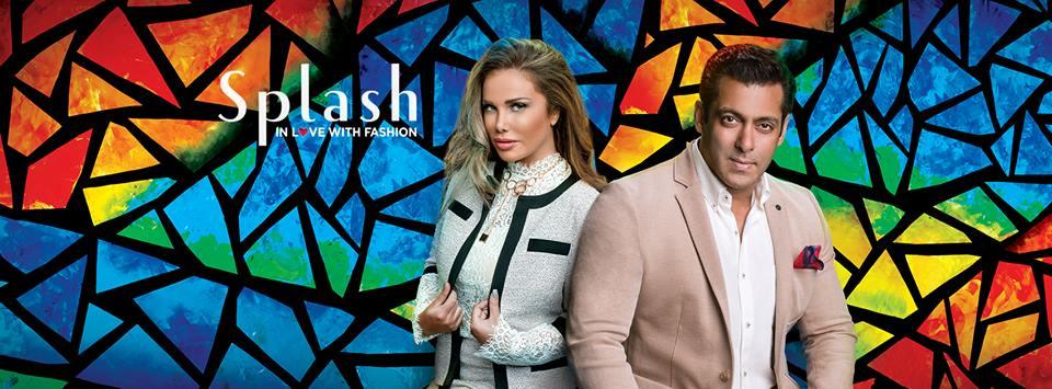 Salman Khan endorses Splash