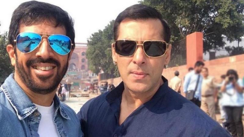 Salman and Kabir in next bollywood movie tubelight