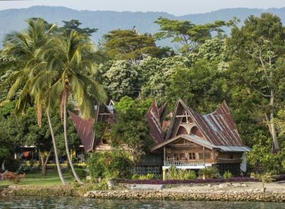 Samosir Island, Sumatra