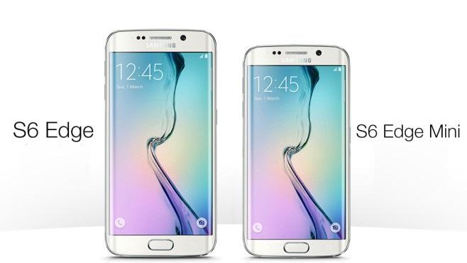 Samsung Galaxy S6 Edge mini.Brandsynario