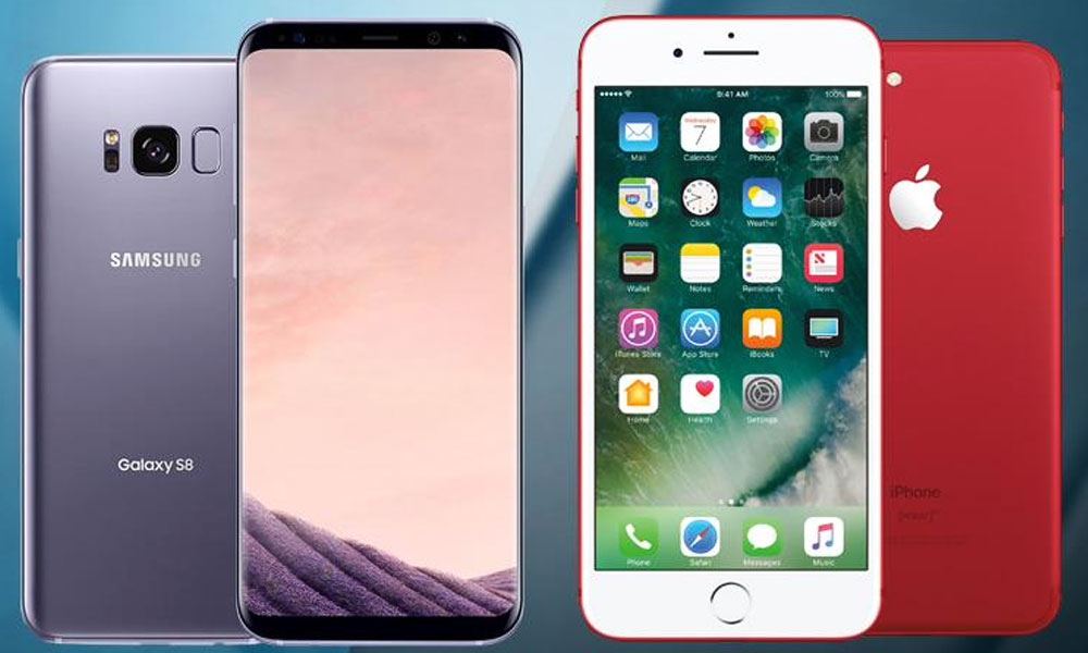 Samsung-Galaxy-S8-vs-iPhone-7