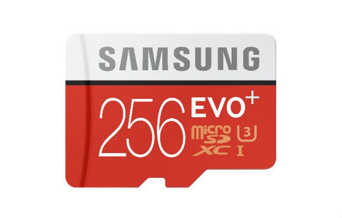 Samsung evo-256 Gb Card.Brandsynario
