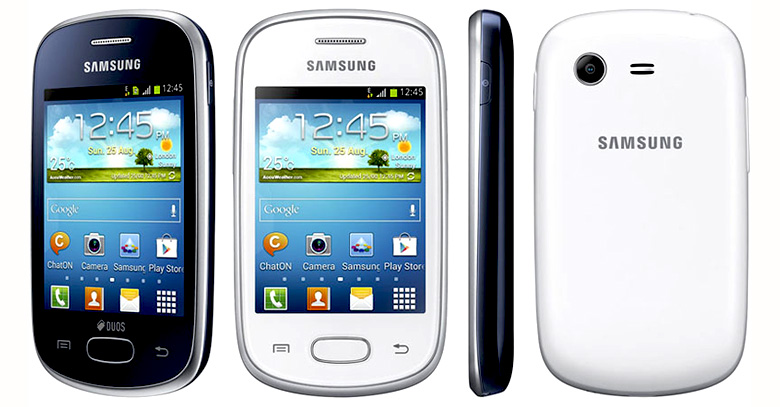 Samsung gives a new face to the cost-effective android phone market