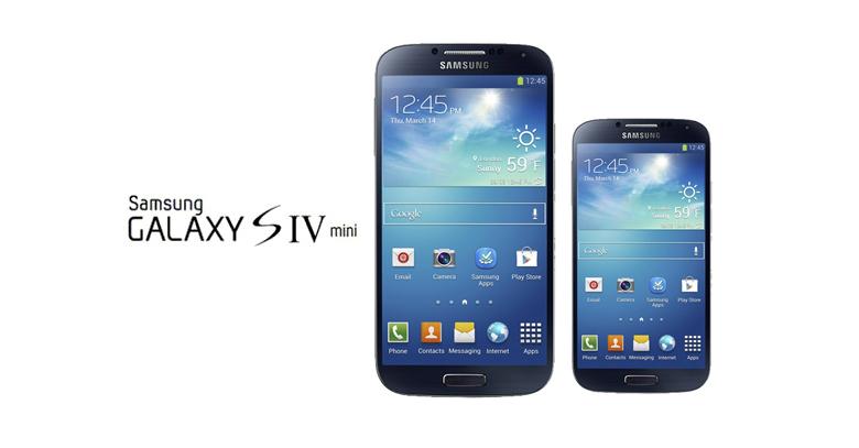 Samsung unveils Galaxy S4 mini