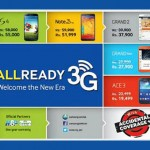 Samsung Brings Discounted 3G Enabled Mobiles in Pakistan