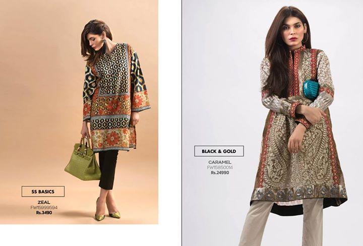 Sana Safinaz Winter Collection (10)